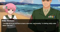 general is being under girl's attack Panzermadels: Tank Dating Simulator CG Gallery