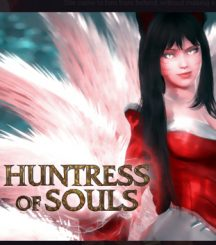 3D Hentai game for Android - Huntress Souls