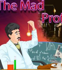 The Mad Professor (Porn game for mobile)