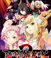 Bunny Black II [JAP/EN][PC][RPG]