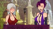 dirty mind visual novel The Wind's Disciple CG Gallery
