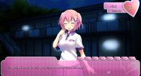 cute pink hair girl vn No One But You CG Gallery