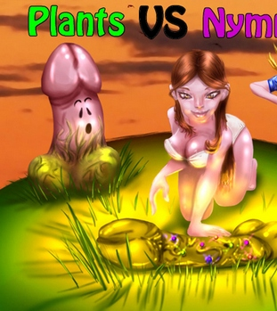 Plants vs Nymphos - download free apk mod for Android
