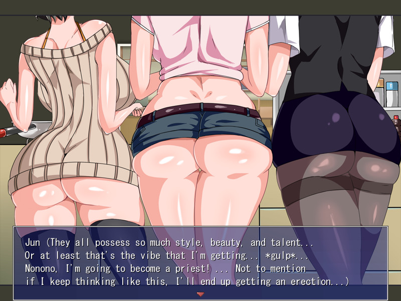 the happy ecchi roommate life of a shonen and pervy onesans