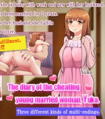 The diary of the cheating young married woman, Yuka