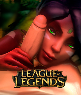 League of legends porn game for mobile