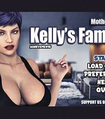Kelly's Family: Mother in law