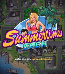 Summertime Saga - Download for Windows (Poster)