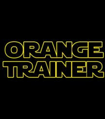 Orange Trainer - Star Wars Porn Parody Game